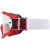 ONeal B-10 Goggle TWOFACE red-clear